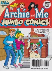 Archie Comics Group's Archie and Me: (Jumbo) Comics Digest Issue # 13