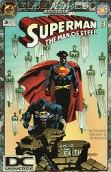 DC Comics's Superman: Man of Steel Annual # 3b