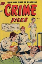 Standard's Crime Files Issue # 5