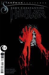 DC Black Label's John Constantine: Hellblazer Issue # 12
