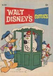 W.G.(Wogan)Publications's Walt Disney's Comics Issue # 248