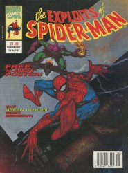 Marvel UK's Exploits of Spider-Man Issue # 8
