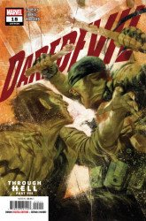 Marvel Comics's Daredevil Issue # 18