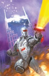 IDW Publishing's ROM Issue # 1re-starbase vi