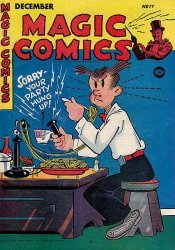 David McKay Publications's Magic Comics Issue # 77
