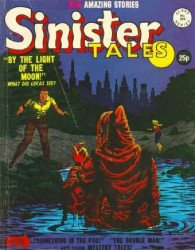 Alan Class & Company's Sinister Tales Issue # 203
