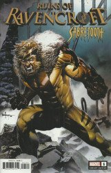 Marvel Comics's Ruins of Ravencroft: Sabretooth Issue # 1b