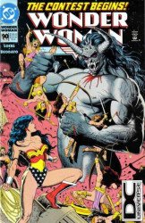 DC Comics's Wonder Woman Issue # 90b