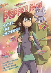 First Second Books's Infinite Adventures of Supernova Pepper Page: Saves the Universe TPB # 1