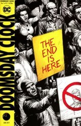 DC Comics's Doomsday Clock Issue # 1 - final print