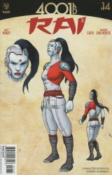 Valiant Entertainment's Rai Issue # 14c