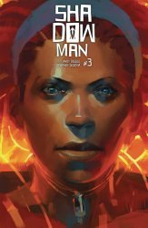 Valiant Entertainment's Shadowman Issue # 3