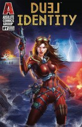 Red Giant Entertainment's Duel Identity Issue # 1c