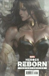 Marvel Comics's Heroes Reborn Issue # 1c