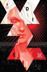 Image Comics's Die Issue # 1 - 4th print