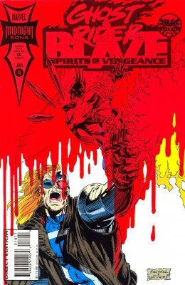 Marvel Comicss Ghost Rider Blaze Spirits Of Vengeance Issue 18