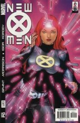 Marvel Comics's New X-Men Issue # 120