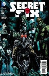 DC Comics's Secret Six Issue # 13