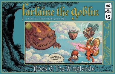 Studio Farlaine's Farlaine The Goblin Issue # 6