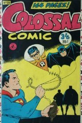 K.G. Murray Publishers's Colossal Comic Issue # 39