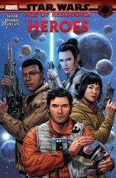 Marvel Comics's Star Wars: Age Of Resistance - Heroes TPB # 1