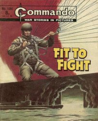 D.C. Thomson & Co.'s Commando: War Stories in Pictures Issue # 1065