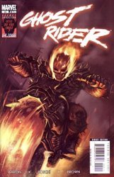Marvel's Ghost Rider Issue # 20