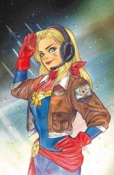 Marvel Comics's Captain Marvel Issue # 16g