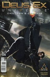 Titan Comics's Deus Ex Universe Childrens Crusade Issue # 3b