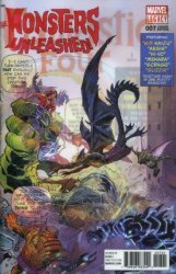 Marvel Comics's Monsters Unleashed Issue # 7b