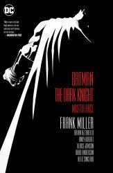 DC Comics's Dark Knight III: The Master Race Hard Cover # 1