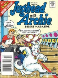 Archie Comics Group's Jughead with Archie Digest Issue # 172