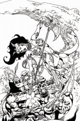 Dynamic Forces's Dejah Thoris Issue # 1y