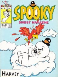 Harvey's Spooky Digest Issue # 2