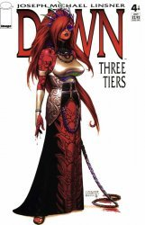 Image Comics's Dawn: Three Tiers Issue # 4