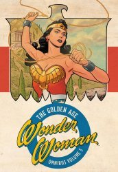 DC Comics's Wonder Woman: Golden Age Omnibus Hard Cover # 3