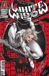 Absolute Comics's White Widow Issue # 1j