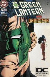 DC Comics's Green Lantern Issue # 70b
