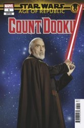 Marvel Comics's Star Wars: Age of Republic - Count Dooku Issue # 1b