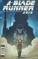 Titan Comics's Blade Runner 2019 Issue # 7c
