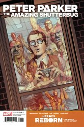 Marvel Comics's Heroes Reborn: Peter Parker - The Amazing Shutterbug Issue # 1
