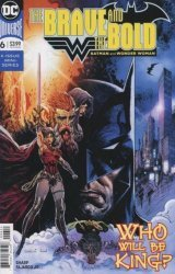 DC Comics's The Brave and the Bold: Batman and Wonder Woman Issue # 6