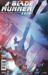 Titan Comics's Blade Runner 2019 Issue # 7