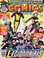 Starlog Group's Comics Scene Issue # 32