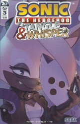 IDW Publishing's Sonic the Hedgehog: Tangle & Whisper Issue # 3