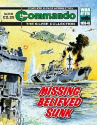 D.C. Thomson & Co.'s Commando: For Action and Adventure Issue # 5430