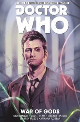 Titan Comics's Doctor Who: 10th Doctor - Year Two Hard Cover # 4