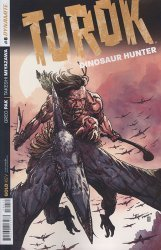 Dynamite Entertainment's Turok: Dinosaur Hunter Issue # 8