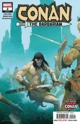Marvel Comics's Conan the Barbarian Issue # 2