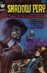 Whitman's Shadow Play Issue # 1b
